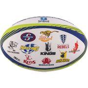 Ballon rugby - Super Rugby Memorabilia - T5 - Gilbert