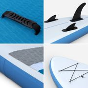 Pack stand up paddle gonflable Rico 10'10