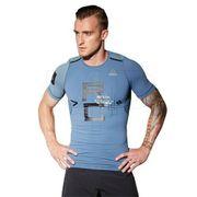 T-Shirt Crossfit Reebok compression XL