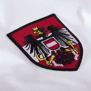Austria WC 1978 Short Sleeve Retro Maillot 100% cotton