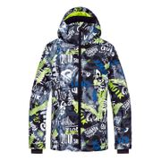Veste de Ski Quiksilver Mission Printed Youth Jacket