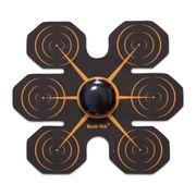 Bodi-Tek Accessoire de musculation BT-ABTR Noir et orange