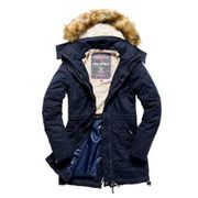 Superdry Microfibre Tall