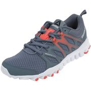 Reebok Realflex Train 4.0 gris, chaussures de training / fitness femme
