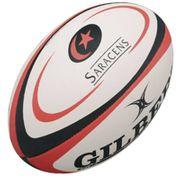 Ballon rugby Saracens - Réplica T5 - Gilbert