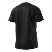 T-shirt adidas Response manches courtes noir