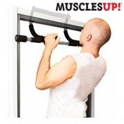 BARRE DE TRACTIONS    MUSCLES UP
