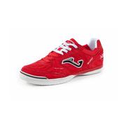 Chaussure de Futsal et de Foot 5 Top Flex Nubuck rouge Joma Couleur - Rouge, Pointure - 42