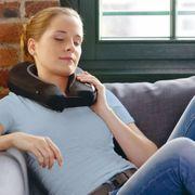 Medisana Appareil de massage de la nuque NM 865 Polyester noir