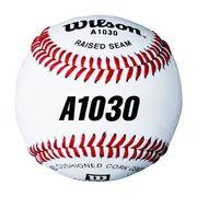 Balle de Baseball Officielle Wilson A1030