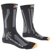 X-Socks Chaussettes moto Moto Extreme Gris clair - X020426-B014