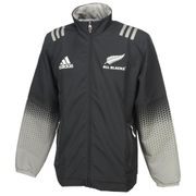 All black veste rugby