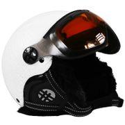 DIEZZ Joint 3 Visiere Fashion Croco Casque Ski Unisexe