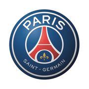 GOURDE - BIDON - PORTE GOURDE PARIS SAINT GERMAIN Mug Aluminium - 450 ml - Rouge et Bleu