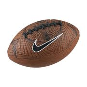 Mini ballon de Football Américain Nike 500 marron