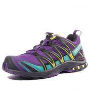 XA Pro 3D GTX Femme Chaussures Trail Violet Salomon