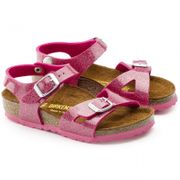 Birkenstock Rio Magic Galaxy Rose