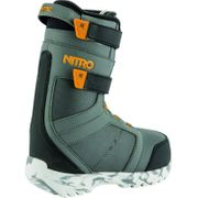 NITRO ROVER Qls Youth Charcoal