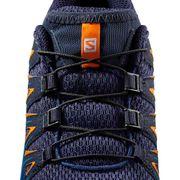 Chaussures Salomon XA PRO 3D Junior lilas orange enfant
