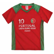 Maillot de Foot PORTUGAL UEFA EURO 2016 Officiel enfant