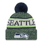 Bonnet avec pompon Seattle Seahawks NFL sport knit doublé polaire