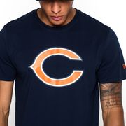 T-shirt New Era logo Chicago Bears