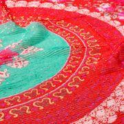 Foulard Rouge Femme Desigual