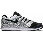Nike - Air Zoom Vapor X Clay Hommes Chaussure de tennis (gris)