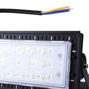Lampe HD50W IP65 Imperméabilisent la Lumière Blanche Lumière d'Inondation de LED, 228 LEDs SMD 2835 Ultra-mince de la Conception