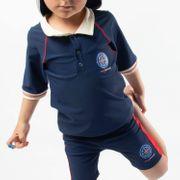 Capitaine Mayo Parasol t-shirt anti uv garçon manches courtes