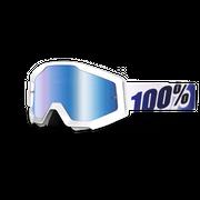 MASQUE 100% STRATA ICE AGE ECRAN MIROIR BLEU