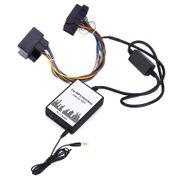Chargeur allume cigare-Interface MP3 de voiture Câble de données USB / SD Audio Changeur de CD numérique pour BMW / Mini / Rover