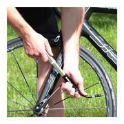 Raccord de pompe vélo avec manomètre intégré Zefal – Z-HOZE