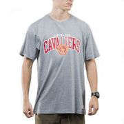 T-shirt gris homme Cleveland Cavaliers Mitchell & Ness
