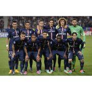 Maillot domicile PSG 2014/2015 Pastore L1