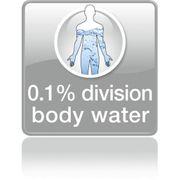 Beurer Pèse-personne de salle de bain d'analyse BG40 Verre Noir