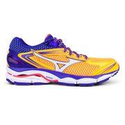 Mizuno - Wave Ultima 8 chaussures de running pour femmes (rouge/mauve)