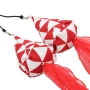 Bolas Foulards fabriquées en France Foulard Rouge