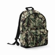 Bagbase - Sac à dos camouflage (18 litres)