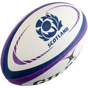 Ballon de rugby Midi Replica Gilbert Ecosse (taille 2)