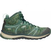 Keen - Terradora Mid Wp Femmes chaussures de randonnée (vert)