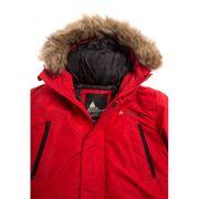 Peak Mountain - Parka de ski garçon 3/8 ans ECAPEAK-rouge