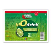 Présentoir de 30 sachets de boissons Biodrink Punch Power antioxydant citron  – 40g