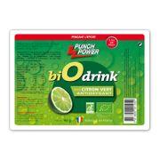 Présentoir de 30 sachets de boissons Biodrink Punch Power antioxydant citron  – 40g