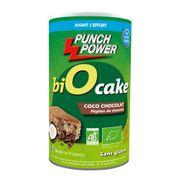 Gateau énergétique Biocake Punch Power coco chocolat – 400g