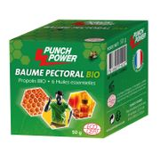 Baume pectoral bio Punch Power