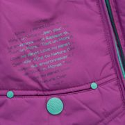 Peak Mountain   Ensemble de ski b�b� fille bima   violet/turquoise