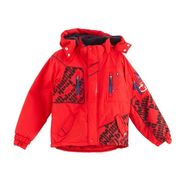 Peak Mountain   Ensemble de ski ESLALOM    Rouge/anthracite