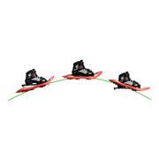 Raquettes Composite TSL 418/438 Up & Down Grip