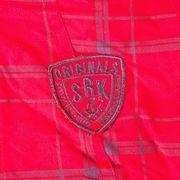 SRK Coupe vent garçon  EFOD38  rouge